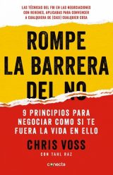 ROMPE LA BARRERA DE NO / CHRIS VOSS